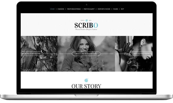 Scribbo – Fashion Blogger