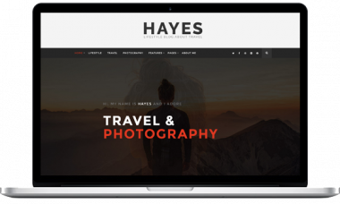 Hayes – The Traveler