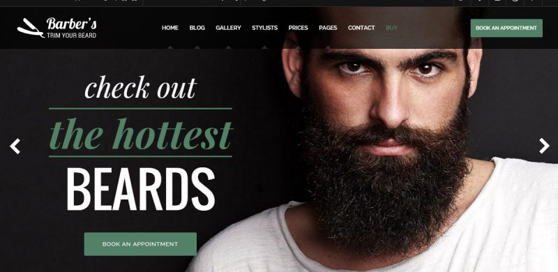 How to Create a Hair Salon Website using WordPress