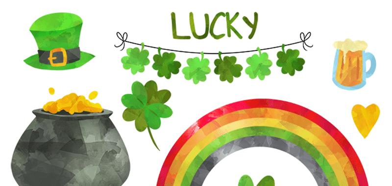Saint Patrick's Day designs