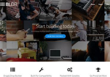 5 Stunning WordPress Themes for Designers