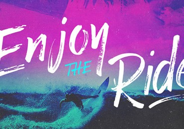 TUESDAY FONTS: Remember, Nonesuch and Enjoy the Ride