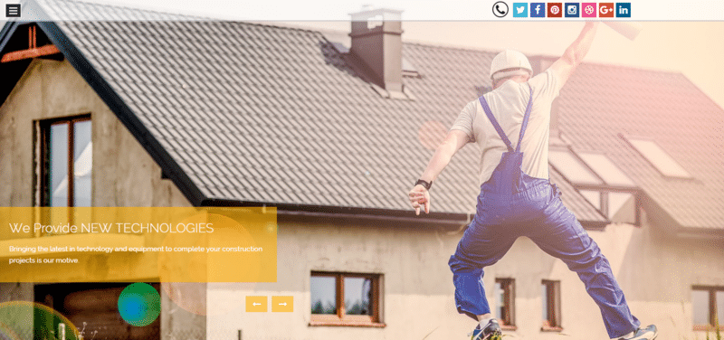 builder-wp-theme