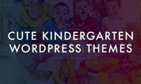 24 Best Cute Kindergarten WordPress Themes 2020