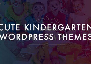10+ Cute Kindergarten WordPress Themes