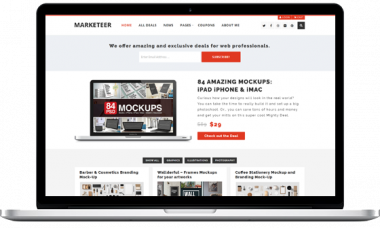 Marketeer – Digital Marketplace