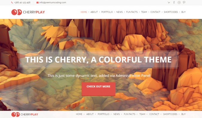 cherry-wp-theme