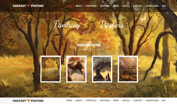 fantasy-posters-wp-theme