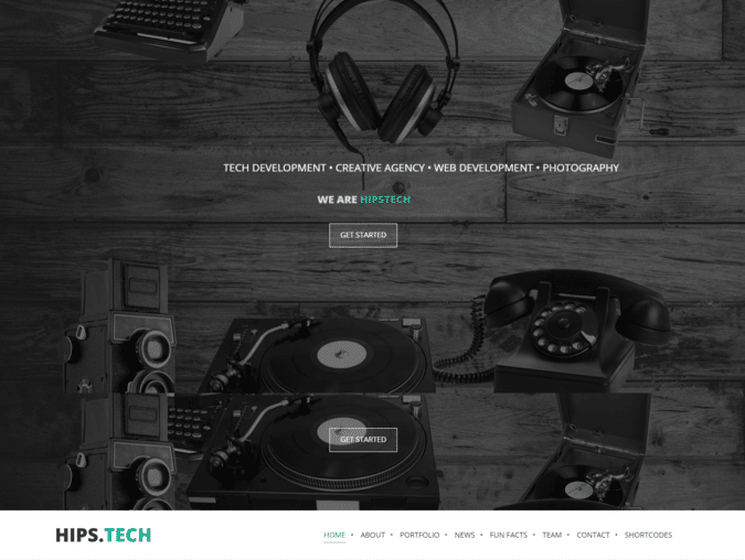 hipstech-wp-theme