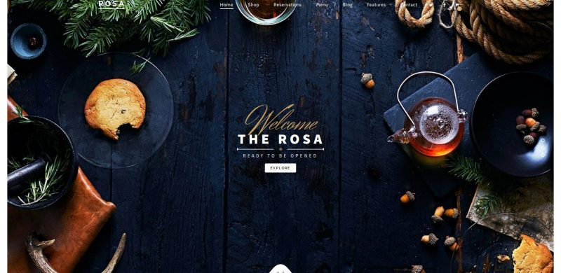 15 Best WordPress Food Recipe Sharing Themes in 2020