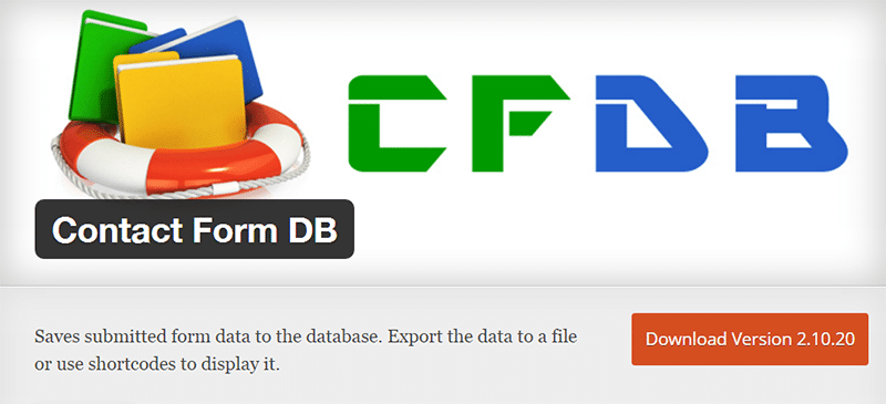 Contact-Form-DB