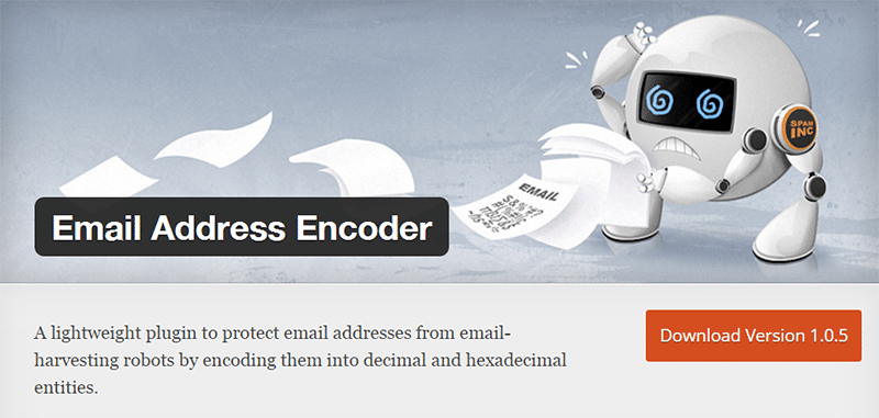 Email-Address-Encoder