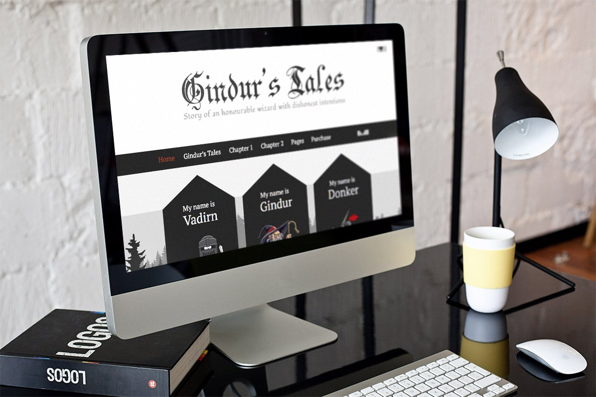 GINDUR-medieval-wordpress-theme-2