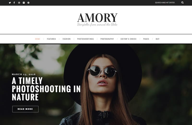 amory-wordpress-blog-theme