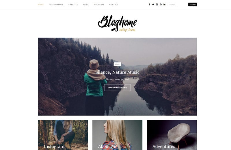 bloghome-wordpress-blog-theme