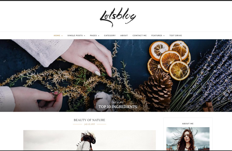 letsblog-wordpress-blog-theme