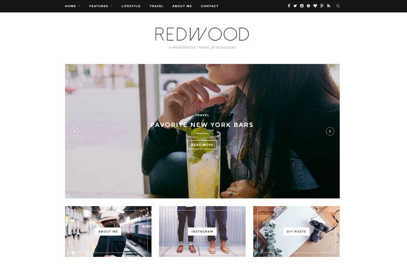 redwood-wordpress-blog-theme
