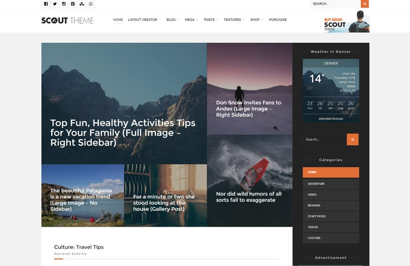 scout-wordpress-blog-theme