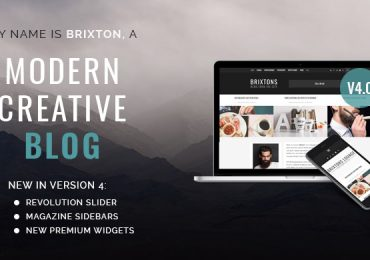 BRIXTON V4.0 IS THE BIGGEST UPDATE YET
