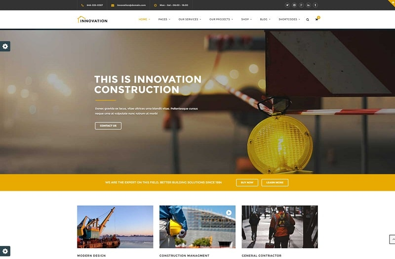 innovation-construction-wordpress-theme
