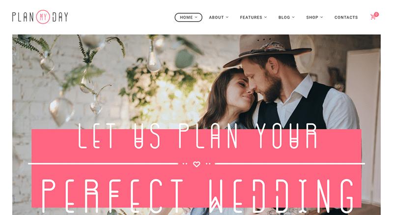 Tender WordPress Theme
