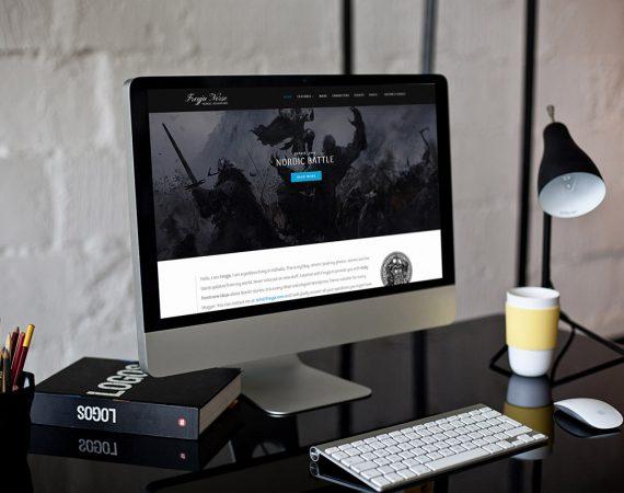 Freyja Lite: Free WordPress Blog Theme