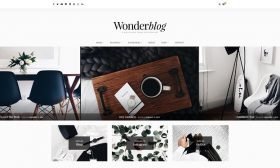 19 Colourful WordPress Themes for Blogs and Magazines 2020