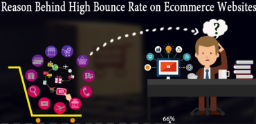 Reason Behind High Bounce Rate on Ecommerce Websites