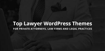 Top 10 Lawyer WordPress Themes 2017