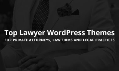 Top 19 Lawyer WordPress Themes 2017