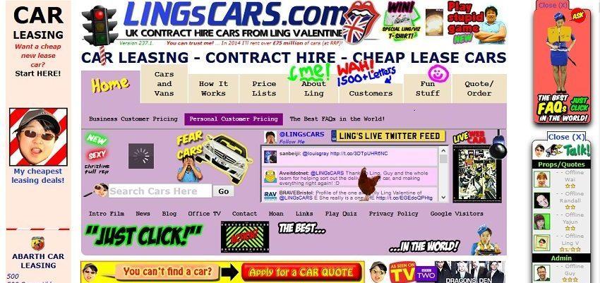 worst ecommerce websites