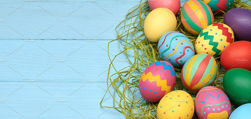 20+ Best Easter Graphics, Mockups & Illustrations