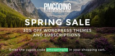 Spring Sale – 30% Off And A Free Test Drive!