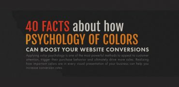 INFOGRAPHICS: Colour Psychology Is a Big Deal in Web Design
