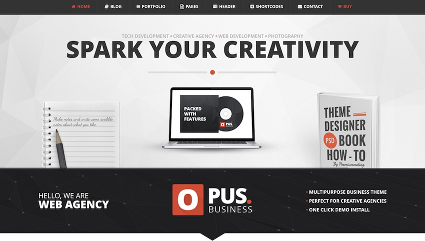 multiuse wordpress themes