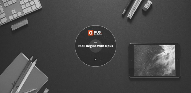 opus business multipurpose wordpress theme