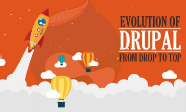 INFOGRAPHIC: Drupal CMS Story From The Beginning