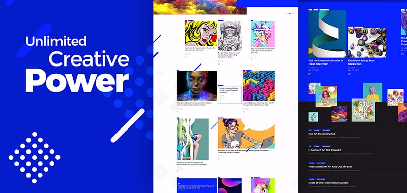 20 Best Bright Web Designs 2020