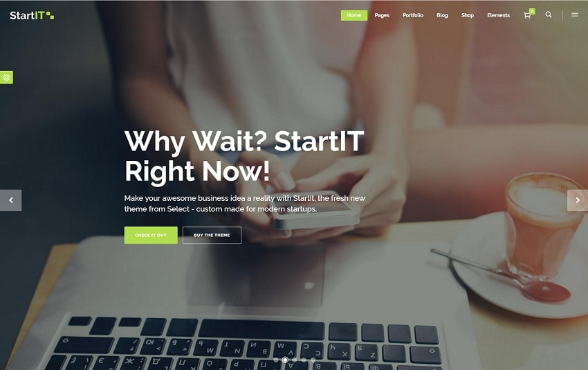 stratit wordpress business theme