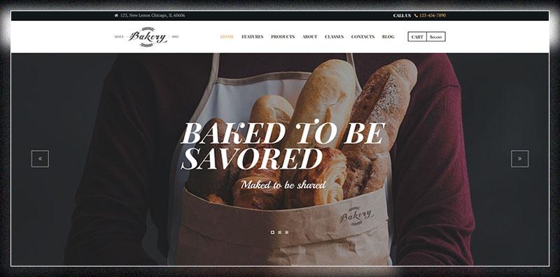 bakery cafe pastry shop