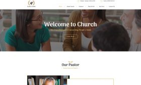 22 Best Church WordPress Themes 2019