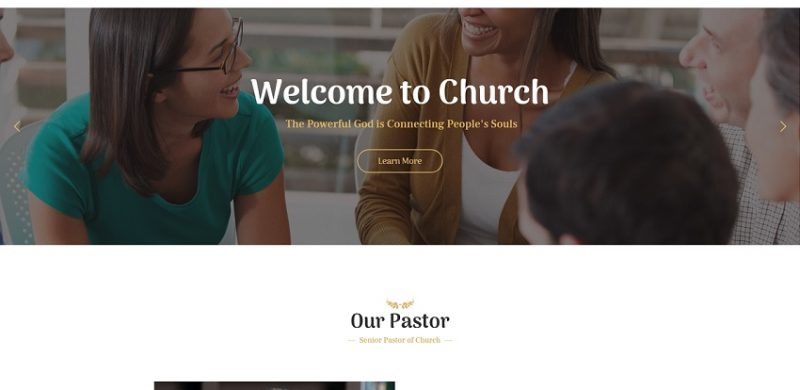 21 Best Church WordPress Themes 2017