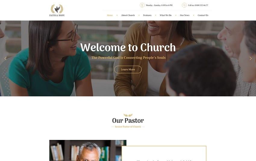26 Best Church WordPress Themes 2021
