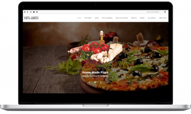Narya – WordPress Food Blog Theme