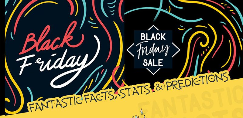 INFOGRAPHIC: Black Friday & Cyber Monday Sales