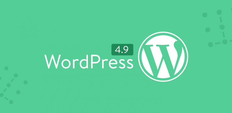 WordPress 4.9: New Features and Updates