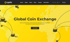 20 Best Bitcoin WordPress Themes 2020