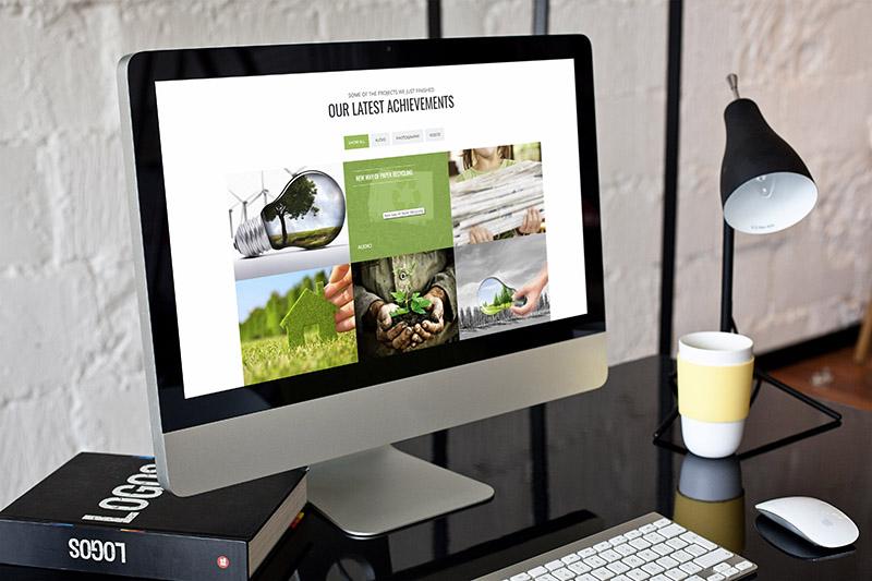 Eco Recycling - Ecology & Nature WordPress Theme - 2