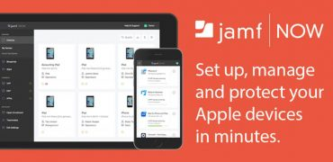 Jamf Now Manages & Protects Apple Devices At Work