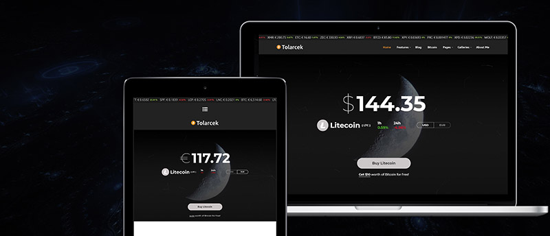 Tolarcek - A Bitcoin & CryptoCurrency WordPress Blog Theme - 2